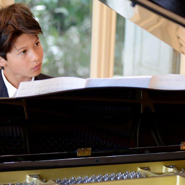 Mathieu Huang