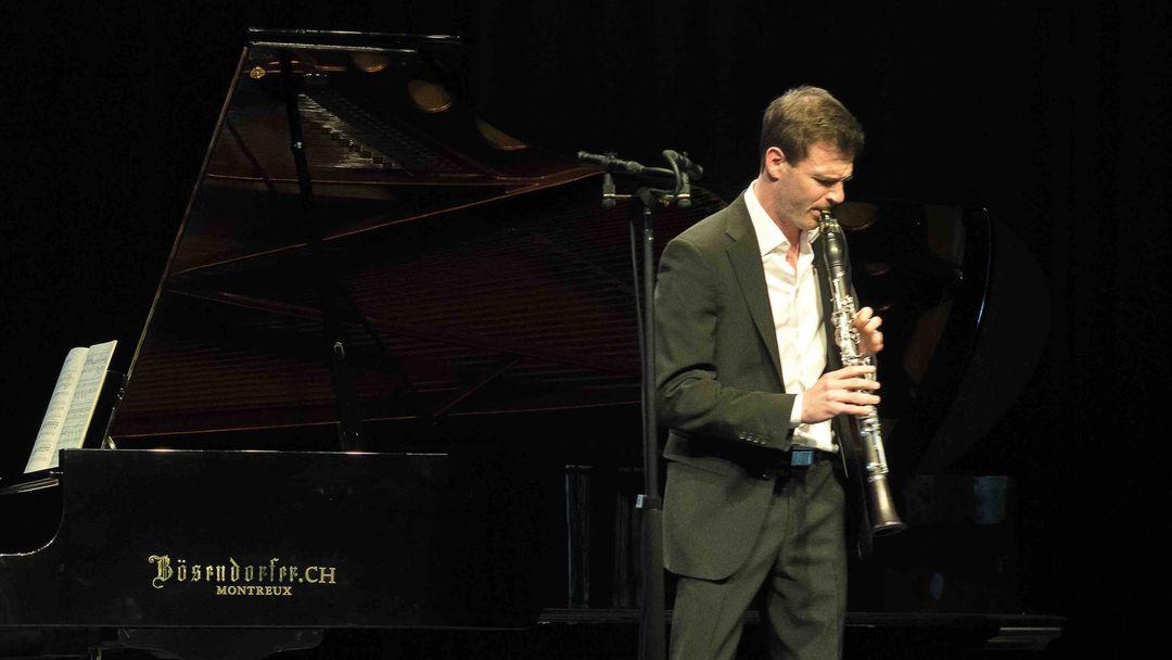 Concert Final – Gérard Wyss, Lisa Rieder et Lionel Andrey