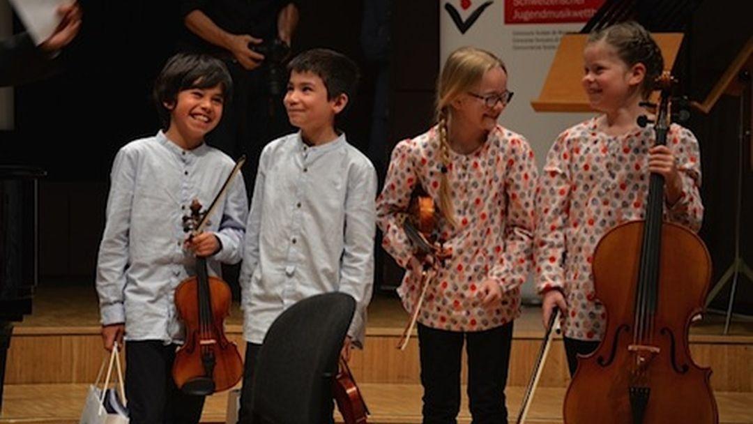 Pré-Concert – Bazar Quartet et Quatuor Balin