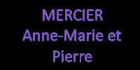 MERCIER Anne-Marie et Pierre