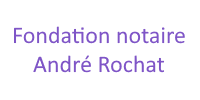 Fondation notaire André Rochat