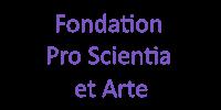 Fondation Pro Scientia et Arte