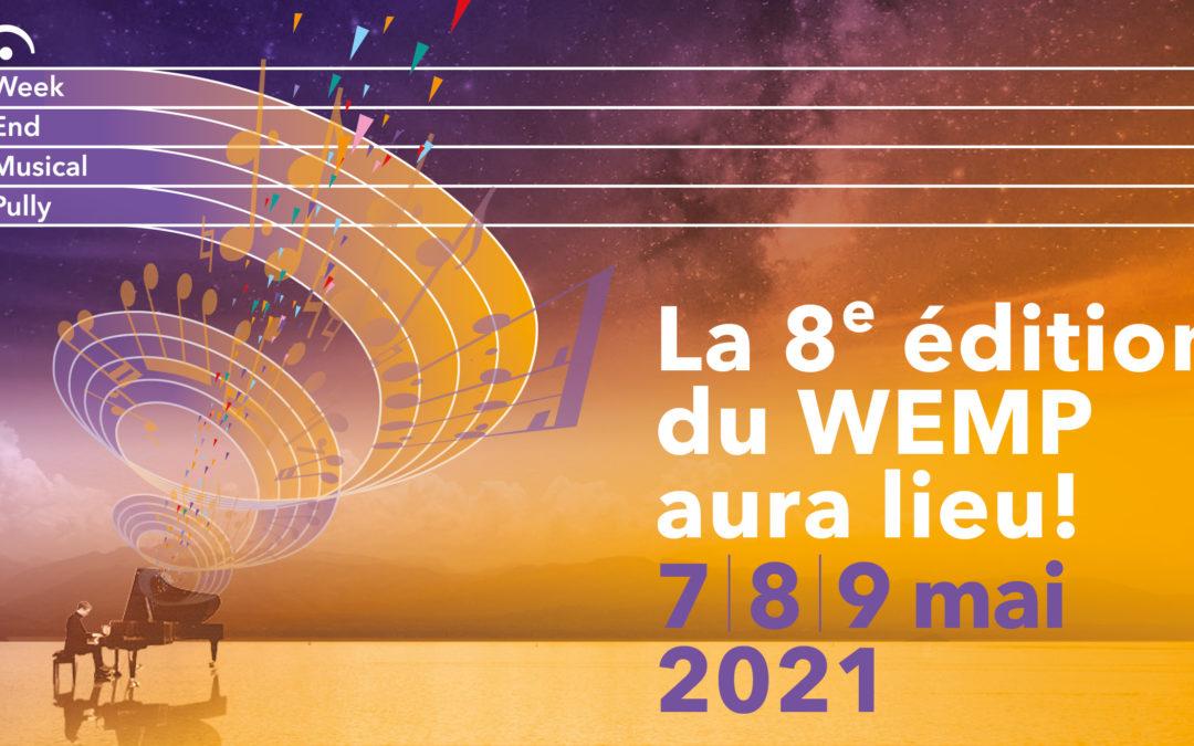 Le WEMP 2021 aura lieu !