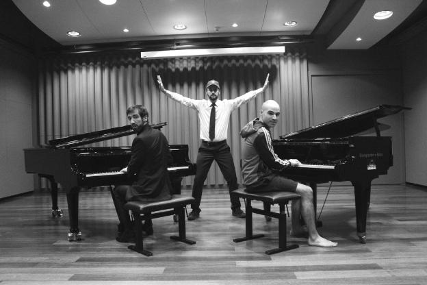 Concert au Palace – Duel de Pianos