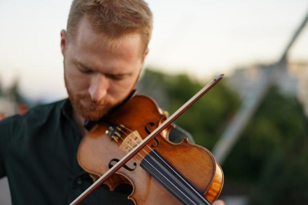 Concert au Palace – Marc Crofts Klezmer Ensemble
